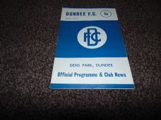Dundee v Dundee United, 1973/74 [sep]